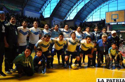 Nueva San José digno subcampeón del certamen /LA PATRIA