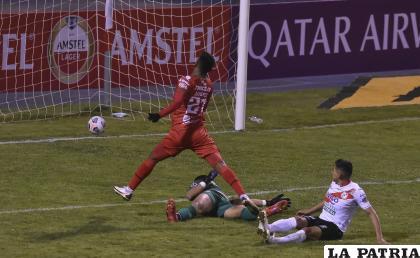 Nacional Potosí no pudo de local y quedó eliminado de la Copa Sudamericana /APG