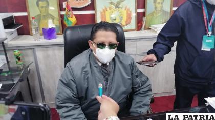 La CNS recibió un lote de más de 3 mil vacunas para el área rural /LA PATRIA