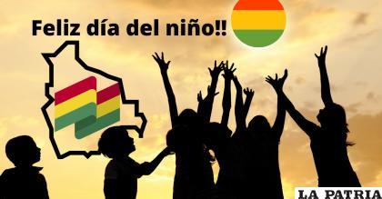 En Bolivia se celebra el 12 de abril el Día del Niño