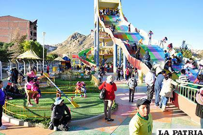 Varios parques abrirán sus puertas de manera gratuita en este día
