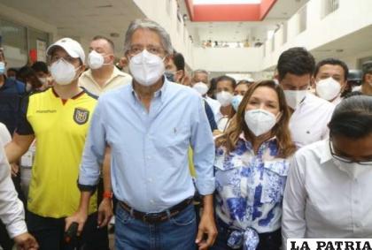 Guillermo Lasso ganó en la segunda vuelta en Ecuador /eltelegrafo.com
