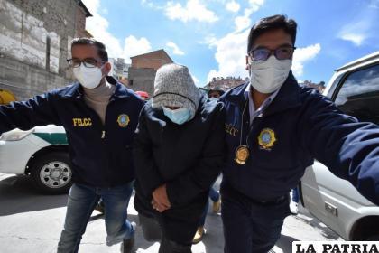 El exministro de Desarrollo Rural Edwin Characayo guarda detención preventiva /RR.SS.