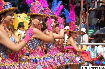 Este 2021 el Carnaval de Oruro fue suspendido debido al Covid-19 /carnavaloruro.net