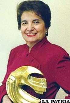 Ana María Romero (†)