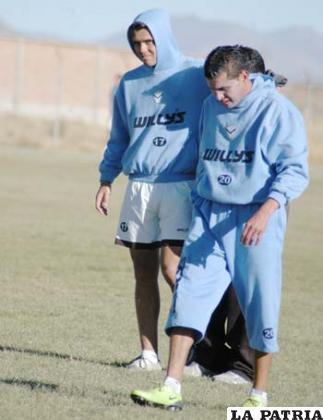 Vieira y Botero estarán en el once principal