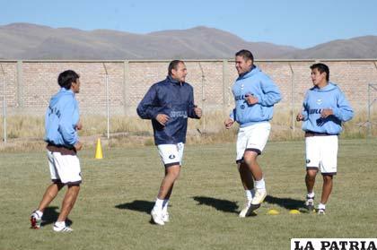 Jugadores de San José, reanudan esta tarde sus entrenamientos