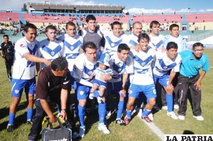 Equipo de jugadores de San José