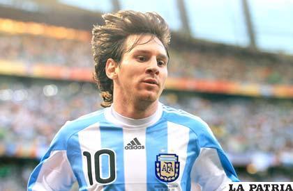 Lionel Messi, sin duda será la atracción en la Copa América