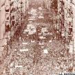 Miles de obreros salieron a las calles en Chicago para pedir mejores condiciones de trabajo y fueron cruelmente reprimidos por la policía
