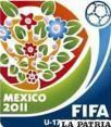 Logo oficial México 2011