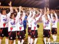 Jugadores de Nacional Potosí