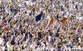 Miles de mexicanos celebran  el séptimo título del Pumas