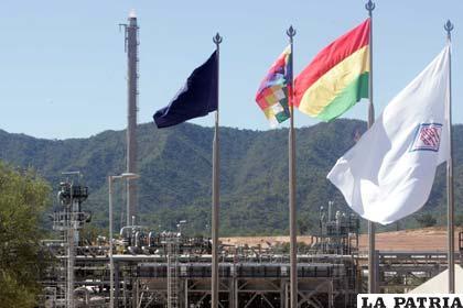 Cedla dice que Repsol aprovecha en Bolivia lo que pierde en Argentina (Foto APG)