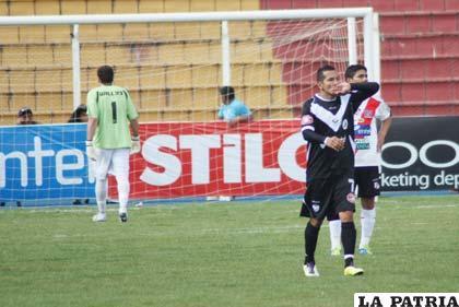 Pablo Salinas jugador de San José