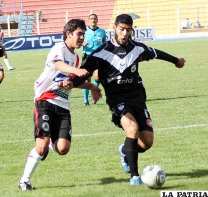Albarracín volverá al equipo titular de San José (Foto: APG)