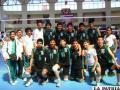Cinco selecciones confirmaron su  presencia en el nacional de voleibol