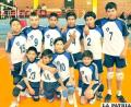 Ingenieros venció a EJM en el voleibol infantil varones