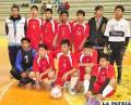 El equipo de Socavón venció a San Miguel