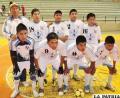 Continúa el campeonato de  futsal estudiantil de la C-33