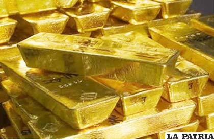 El oro sigue siendo refugio financiero, pero brilla menos que antes