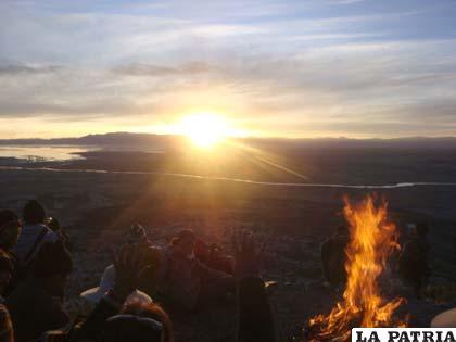 Las actividades del Solsticio de Invierno prometen configurar un escenario cultural magnífico