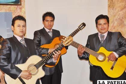 Trío Los Amantes, especialistas en la música romántica de Los Panchos