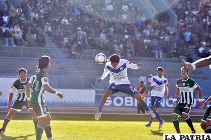 Ronald Puma es uno de los jugadores que no renovó contrato con San José