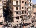 Más de 60 personas fueron  ejecutadas por régimen sirio