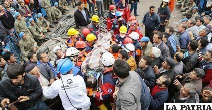 El peor desastre minero en la historia de Turquía, con al menos 274 muertos