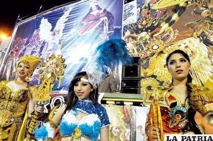 Promoción del Carnaval de Oruro llegó hasta México