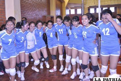 La selección de voleibol damas, buscará retener la medalla de oro