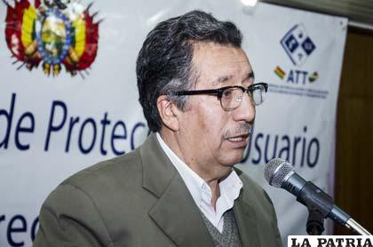 Vladimir Sánchez, ministro de Obras Públicas