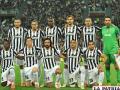 Juventus estrenará su título hoy jugando contra el Atalanta