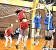 La Paz campeón invicto del  nacional de voleibol Sub-23