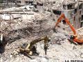 Fallas en las obras provocaron el hundimiento del edificio de 23 plantas en Pyongyang