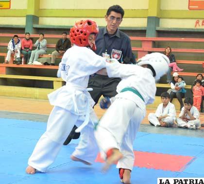 La primera competencia de este año se realizó en Caracollo