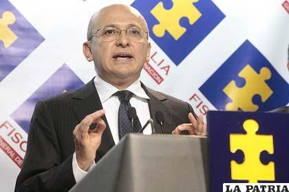 Asamblea Constituyente,  iniciativa del Fiscal general Eduardo Montealegre