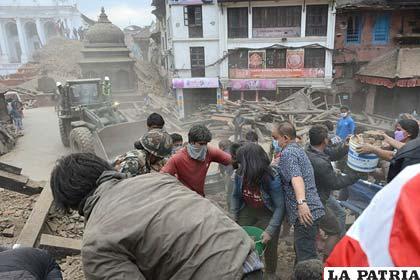 8.019 muertos y 17.500 heridos, según los últimos datos oficiales
