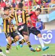 En la ida venció Wilstermann (1-0) en Cochabamba el 15/03/2015
