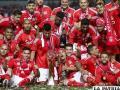 Benfica se alza con la Copa de la Liga liderado por Jonas