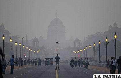 Nueva Delhi ocupa el primer lugar