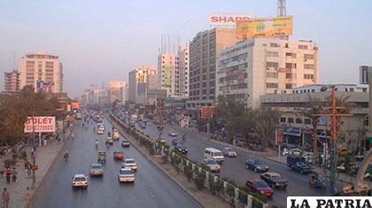 Karachi es la ciudad más poblada de Pakistán