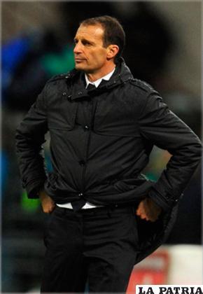 Allegri seguirá en Juventus