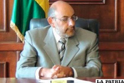 Presidente de la Cámara Nacional de Industrias (CNI), Horacio Villegas /EL DIA