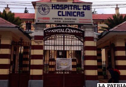 Los trabajadores en salud anunciaron paro de 24 horas para este martes /gobernacionlapaz.gob.bo