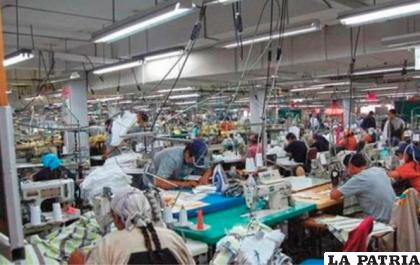 Talleres textiles de Enatex dejarán de funcionar /ANF