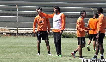 Marcos Ferrufino intentará armar el equipo con lo mejor que tiene