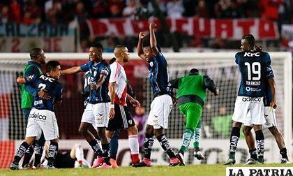 Independiente del Valle, llega a este compromiso con la motivación de haber eliminado a River Plate en octavos /amanager.mx