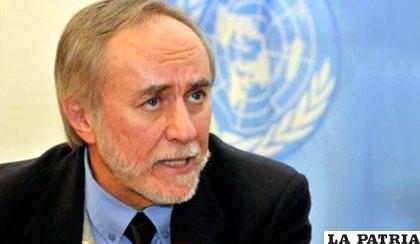 Oficina de DDHH de la ONU confirma su salida de Bolivia